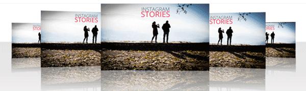 instagram stories marketing videos