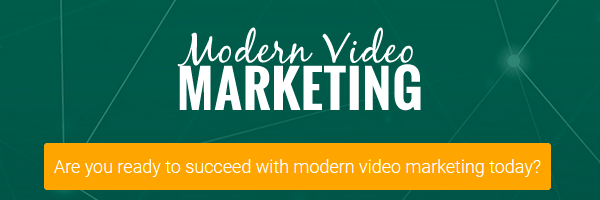modern video marketing videos